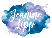 Jeanine Lipp | Author Artist & Teacher | Logo